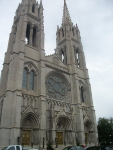 7. Cathedral of the Immaculate Conception, Denver, CO