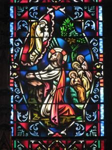 Gethsemane Window, St. Mark's Episcopal Church, Grand Rapids, MI