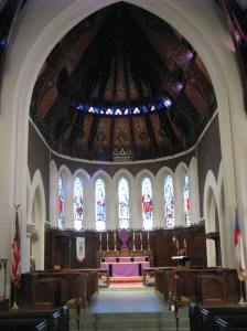 Apse & Altar, Trinity Episcopal Cathedral, Davenport, IA