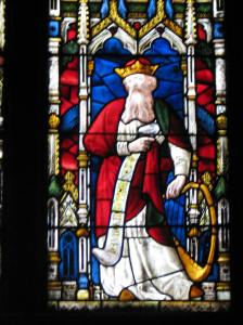 King David at St. Mark's Episcopal Church, Philadelphia