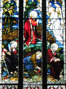 Gethsemane Window, Immaculate Conception Church, Albany, NY