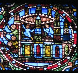 2. Jerusalem Welcomes Jesus, Chartres