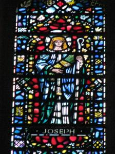 Joseph the Shepherd, St. Thomas Episcopal Church, NYC