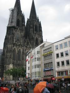 3. Kolner Dom (Cologne Cathedral), Koln, Germany