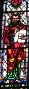 3. Moses at Princeton Chapel, Princeton, NJ