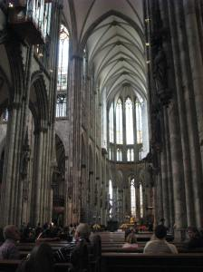 1. Nave, Kolner Dom (Cologne Cathedral), Germany
