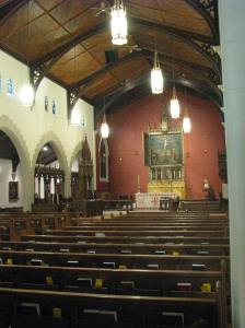 Nave and Altar, All Saints Cathedral, Milwaukee, WI