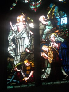 Resurrection Window, Immaculate Conception Cathedral, Denver, CO