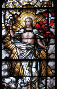 Resurrected Christ, Church of the Gesu, Milwaukee, WI