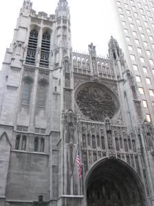 12. St. Thomas Episcopal Church, New York City
