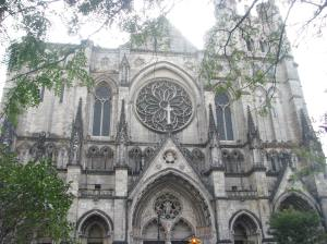 Cathedral of St. John the Divine, New York, NY