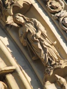 4. Libra (Balance), Chartres Cathedral
