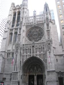 1. St. Thomas Episcopal Church, NYC