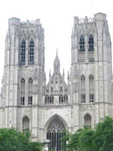 15. Saints Michael & Gudula Cathedral, Brussels, Belgium