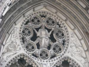3. Christ in Majesty with the Four Figures of the Tetramorph, Cathedral of St. John the Divine, NYC