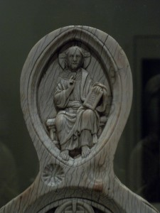 Mandorla in Mary's Head, Vierge Ouvrante, Walters Art Gallery, Baltimore