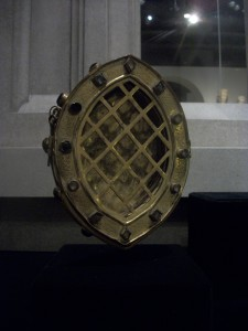 Reliquary in Shape of Mandorla, Walters Art Gallery, Baltimore