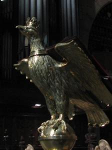 6. Eagle Lectern, St. Mark's Episcopal Church, Philadelphia