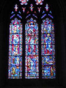 Sacrifice for Freedom Window, Washington National Cathedral, Washington, DC