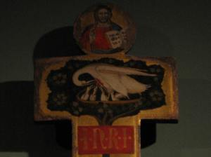 Pelican & Chicks atop the Crucifix, St. Louis Art Museum, St. Louis, MO