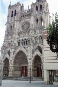 West Facade, Amiens Cathedral, France