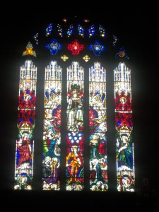 Judgment Day Window, Cathedral of the Immaculate Conception, Denver, CO