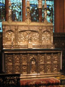 7. Wanamaker Altarpiece, St. Mark's Episcopal Church, Philadelphia