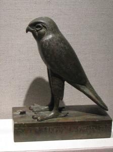 1. Falcon Reliquary, Walters Art Museum, Baltimore