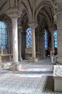 2. Ambulatory, Abbey Church of St. Denis, St. Denis, France