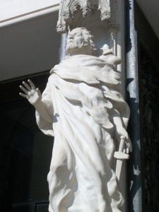 St. Paul by Frederick Hart, Washington National Cathedral, Washington, DC