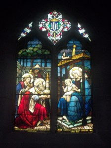 Epiphany Window, Cathedral of the Immaculate Conception, Denver
