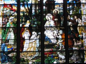 Adoration of the Magi and Shepherds, Church of the Gesu, Milwaukee