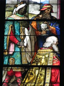 Adoration of the Magi from the Bavarian Window (1848), Cologne Cathedral, Germany