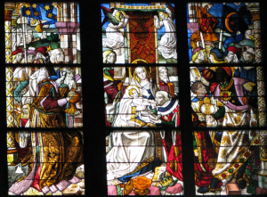1. Adoration of the Magi (1510), Cologne Cathedral