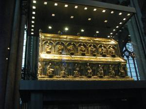 Three Kings Reliquary, Cologne Cathedral