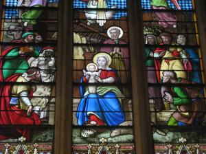 Adoration of the Magi and Shepherds, St. Patrick's Cathedral, NYC