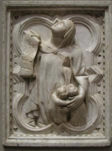 3. Charitas by Giovanni di Balduccio (1317-1349), National Gallery of Art, Washington, DC