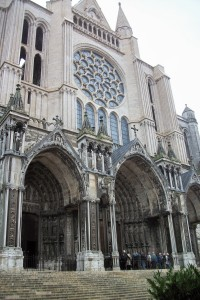 South Porch, Chartres Cathedral, France