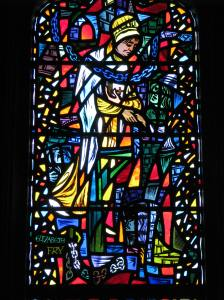 Elizabeth Fry, Humanitarians Window, Washington National Cathedral, DC