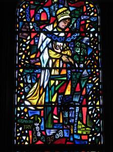 Elizabeth Fry, Humanitarians Window, Washington National Cathedral, DC