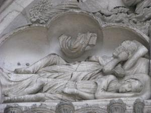 9. St. Martin's Dream, Chartres Cathedral, France