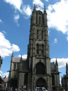 St. Bavo Cathedral, Ghent, Belgium