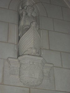 St. Patrick Sculpture, Washington National Cathedral, Washington, DC