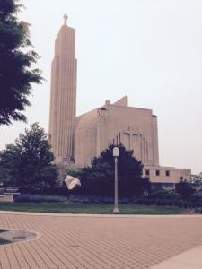 Loyola University Chapel, Chicago, IL