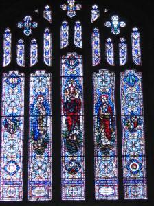 Resurrection Window, Bethlehem Lutheran Church, Minneapolis