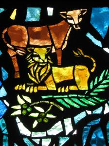 20. Prophets Window Detail, Immanuel Lutheran Church, Iowa City, IA
