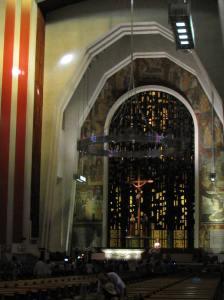 St. Joseph Oratory Altar, Montreal, Quebec