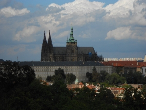 6. St. Vitus Cathedral, Prague, Czech Republic