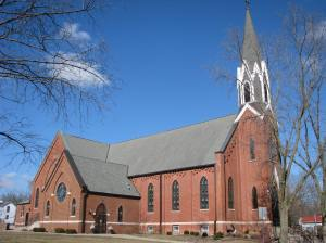 St. Wenceslaus Church, Iowa City, Iowa