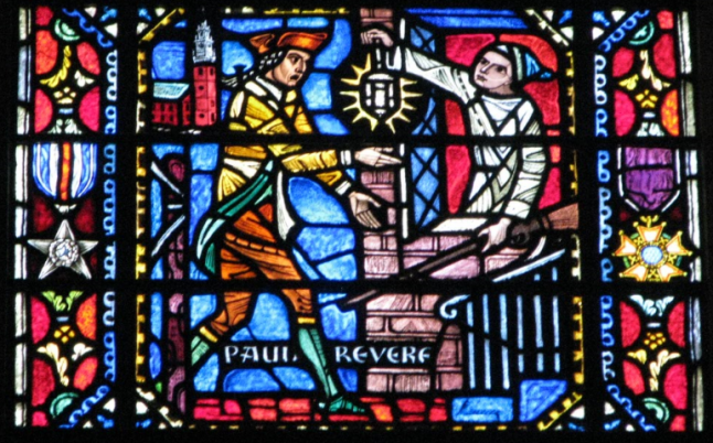 Paul Revere Snip